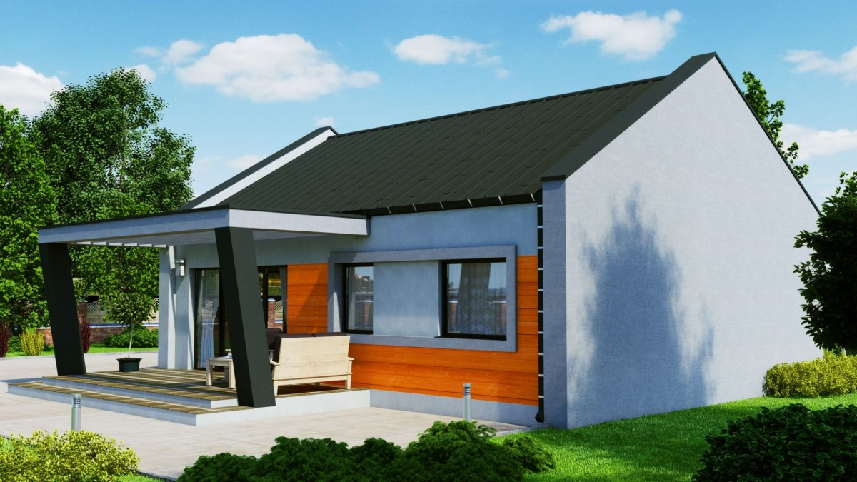 Small House Plan Bc 10 83m2