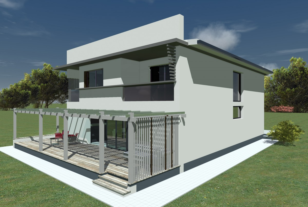 Plan maison contemporaine is 10 302m2 for Plans maisons contemporaine